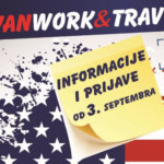 Pocela prijava za Work & Travel USA 2019